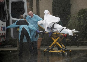 أمريكا تسجل حوالي ألف وفاة في يوم واحد بسبب كورونا
