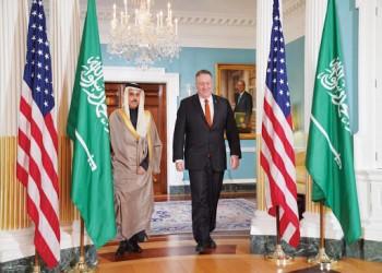 بومبيو يبلغ وزير خارجية السعودية ضرورة التفاوض مع الحوثيين باليمن