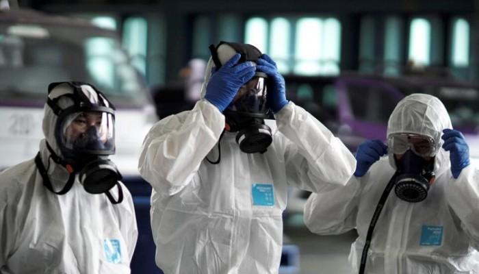 في يوم واحد.. روسيا تسجل 7 وفيات و771  إصابة بكورونا