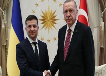 رئيس أوكرانيا يطلب مساعدة تركيا في مكافحة كورونا