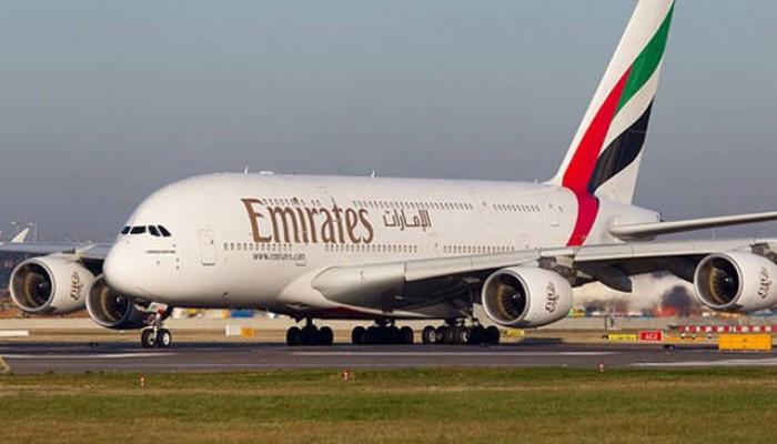 طيران الإمارات تشغل رحلات لإعادة الزوار والمقيمين لدولهم من 6 أبريل