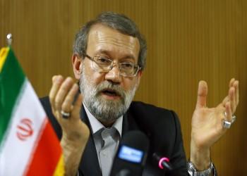 إصابة رئيس البرلمان الإيراني علي لاريجاني بفيروس كورونا