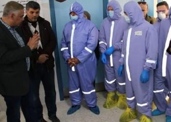 قطر تمول تشغيل 100 كادر طبي في غزة لمواجهة كورونا