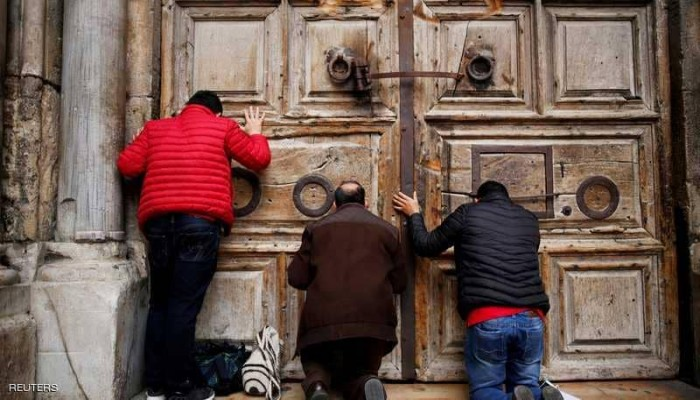 كورونا يجبر كنيسة مصر على تعليق أهم صلوات العام
