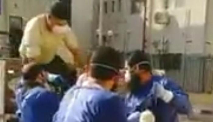 """السلطات المصرية تؤكد صحة فيديو """"كورونا الربع نقل"""" وتتعهد بالتحقيق"""