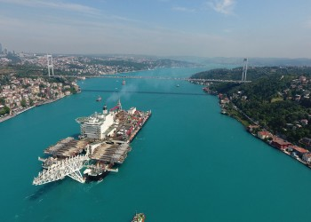 ضخ 1.3 مليار متر مكعب غاز روسي لأوروبا عبر السيل التركي