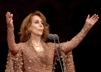 المطربة اللبنانية فيروز تصلي لخلاص العالم: الله ملجأ لنا