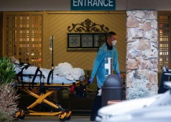 كابوس.. 1480 وفاة بكورونا في أمريكا خلال 24 ساعة