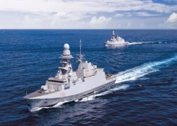 مصر تطلب شراء فرقاطتين من إيطاليا بـ1.2 مليار يورو