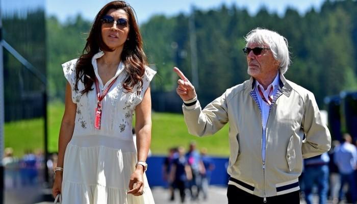 عراب بطولة العالم للفورمولا 1 السابق ينتظر مولودا جديدا وهو بعمر الـ89