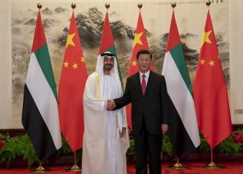 بن زايد يغرد بالصينية تضامنا مع حداد بكين