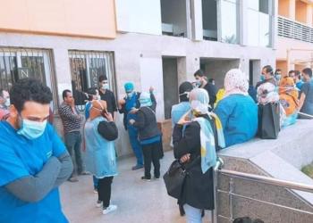 مصر تحقق في انتقال كورونا للطاقم الطبي بمعهد الأورام