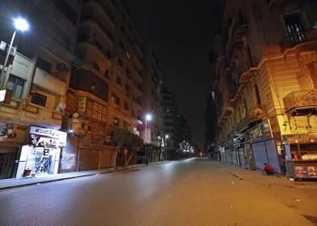 مصر تلمح لفرض حظر تجوال كلي بسبب كورونا
