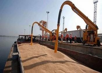 روسيا تدعم سوريا بـ25 ألف طن من القمح