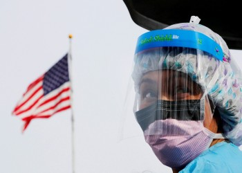 حالات كورونا في أمريكا تتجاوز 311 ألف إصابة و8400 وفاة