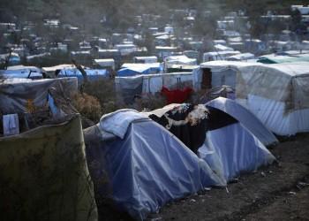 اليونان تعزل مخيما ثانيا للاجئين بعد تأكيد حالة إصابة بكورونا