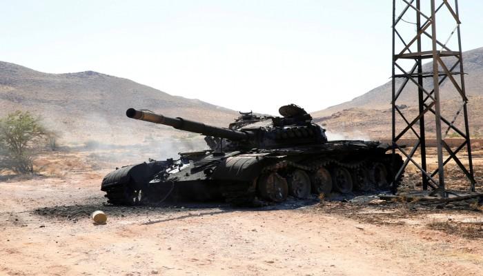 صحيفة: الإمارات تمد حفتر بمنظومة دفاع جوي
