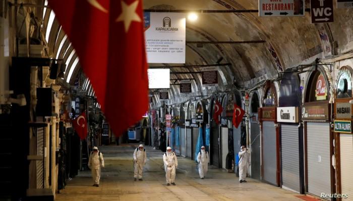 تركيا تسجل 73 وفاة و3135 إصابة جديدة بكورونا خلال 24 ساعة