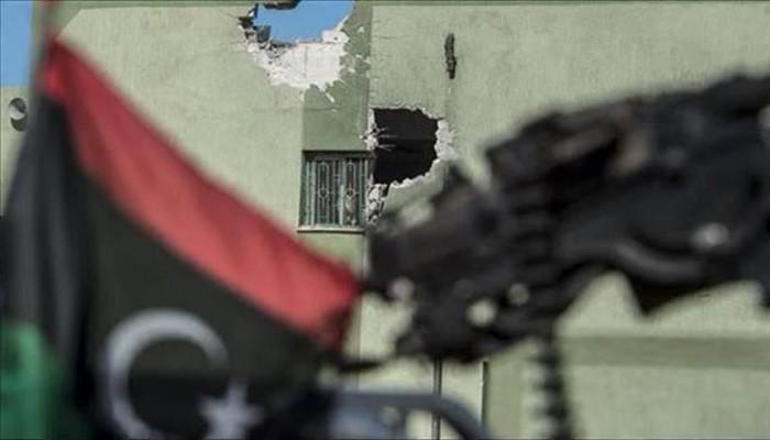 الوفاق الليبية تستهدف طائرة ذخيرة لإمداد قوات حفتر