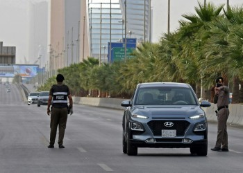 السعودية.. القبض على مواطن كسر حظر التجول وأصاب رجل أمن