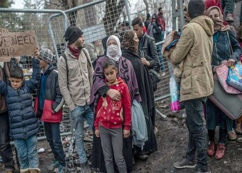 الجائحة كوسيلة للتخلص من اللاجئين والفقراء