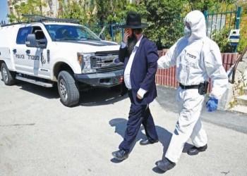 في زمن الكورونا.. إسرائيل تنتج كمامات تناسب لحى المتدينين