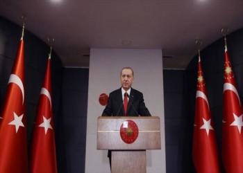 أردوغان يتعهد ببناء مستشفيين بإسطنبول خلال 45 يوما
