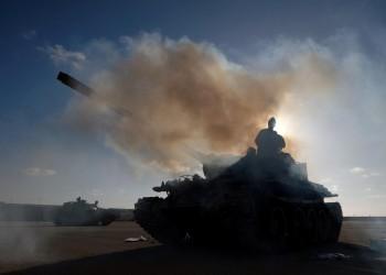 للمرة الأولى.. الحكومة الليبية تهيمن على سماء المعركة