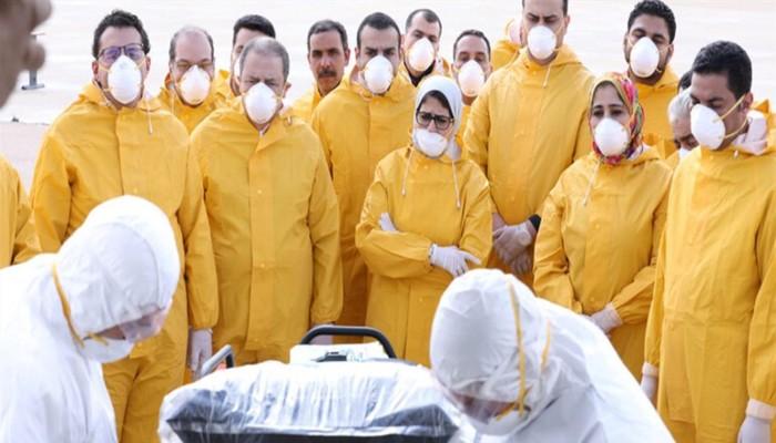 """مصر تلجأ إلى """"تويتر"""" للتوعية بكورونا"""