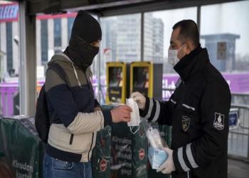 تركيا تسجل 76 وفاة و3892 إصابة جديدة بكورونا