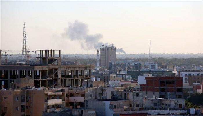 لليوم الثاني.. ميليشيات حفتر تقصف مستشفى لعلاج كورونا في طرابلس