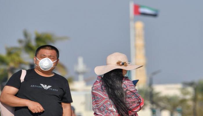 الإمارات تسجل وفاة و283 إصابة جديدة بكورونا