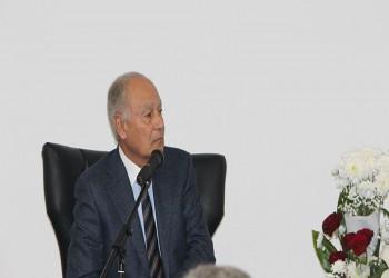 أبو الغيط يحذر إسرائيل من توظيف كورونا لضم أراض فلسطينية