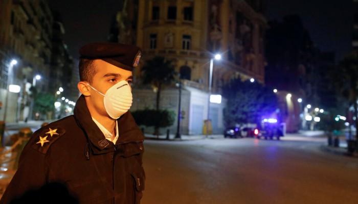 تمديد حظر التجول الليلي بمصر حتى 23 من أبريل