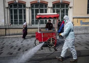 تركيا تسجل 87 وفاة و4117 إصابة جديدة بكورونا خلال 24 ساعة