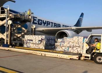 مصر تستخدم طائرات الركاب لإمداد الخليج وأوروبا بالغذاء