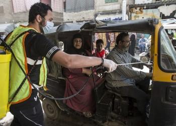 الحكومة المصرية تحذر من انتشار كورونا بكثافة في الأيام المقبلة