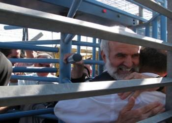 إسرائيل تطلق سراح قيادي ستيني في حماس