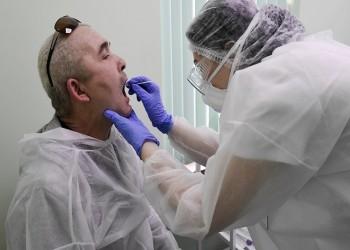 روسيا أجرت أكثر من مليون اختبار لفيروس كورونا