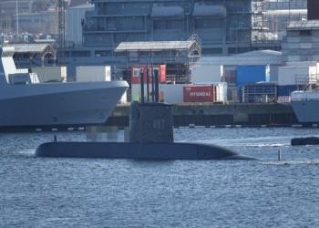 مصر تتسلم ثالث غواصة ألمانية لدعم قواتها البحرية