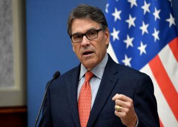 وزير الطاقة الأمريكي: متفائل بتوصل السعودية وروسيا لاتفاق بشأن النفط