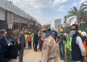 السيسي يوبخ ضباطا في الجيش بسبب كورونا.. وناشطون يعلقون