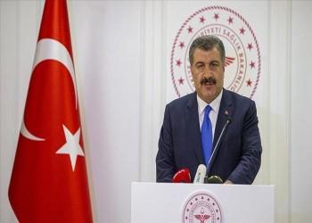 الوفيات في تركيا تقترب من حاجز الألف