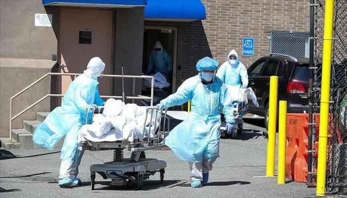 وفيات كورونا في أمريكا تتجاوز 16 ألف حالة وتتخطى إسبانيا