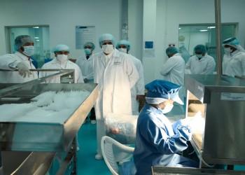 قطر: إنتاجنا الطبي مُرض ونوفر كميات هامة من اللوازم الطبية