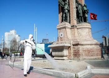 وفيات كورونا في تركيا تتجاوز الألف و4747 إصابة جديدة