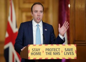 بريطانيا تسجل 980 وفاة بكورونا والإجمالي نحو 9 آلاف