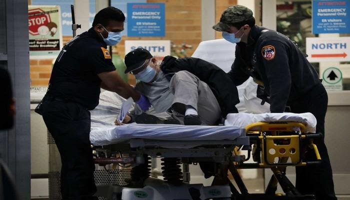 رويترز: وفيات كورونا في أمريكا تتجاوز 18 ألفا