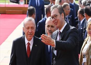 أردوغان يبحث مع رئيس صربيا التعاون في مكافحة كورونا