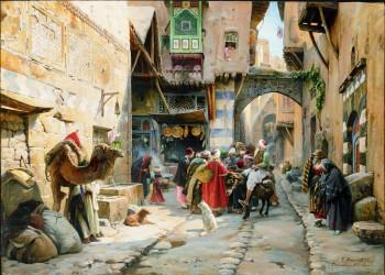 الصناعة والعمران العربي